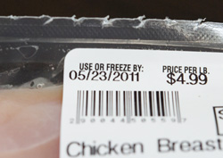 Chicken Expiration